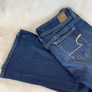 American Eagle jeans slim boot sz 6